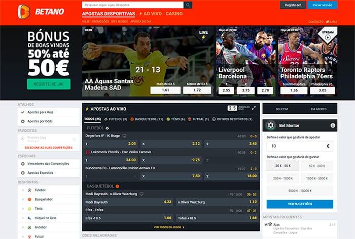 Betano Portugal - Nova casa de apostas online legalizada em Portugal