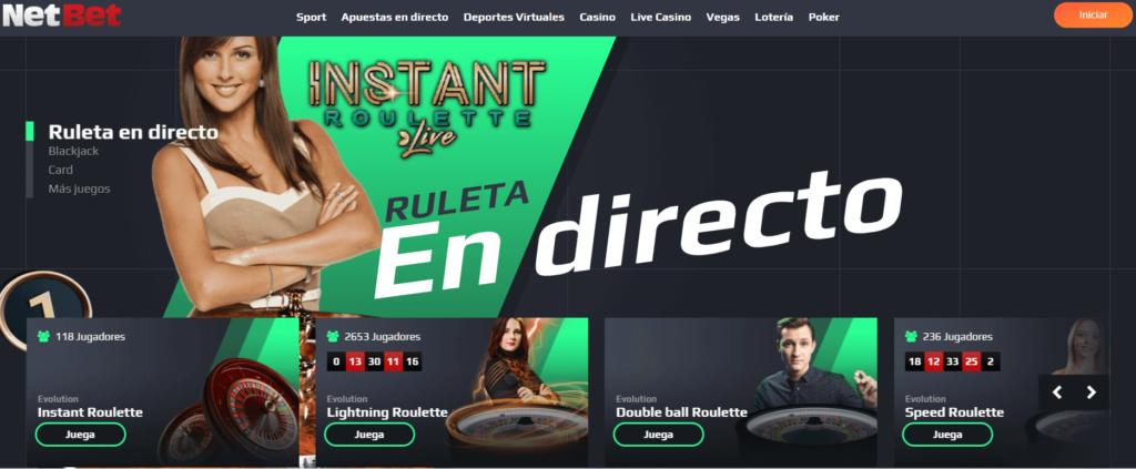netbet uno de los mejores casinos en línea argentina tiene un increíble casino en vivo ven a jugar