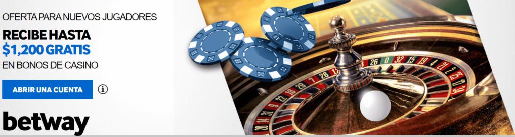 o casino betway tem bons bónus venha jogar num dos melhores casinos online argentina