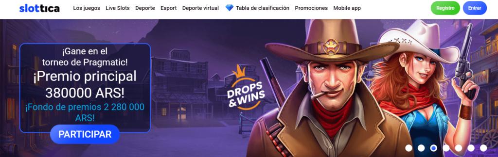 Los nuevos casinos en línea Argentina encontrarás juegos increíbles para tu diversión en slottica casino Argentina